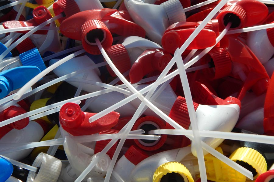 plastica scarti industriali di produzione